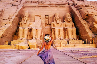 Private Day tour to Abu Simbel from Aswan by air