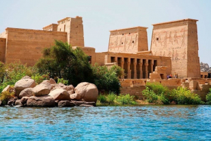 Aswan Day Tour to Edfu Temple Kom Ombo Temple by road